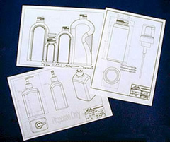 Plastic Bottle Designs